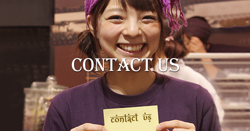 Contact Usへ